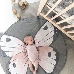 """Butterfly"" Baby Play Mat"