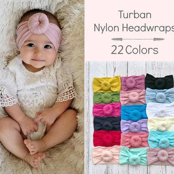 """Bowknot"" Turban Headband"