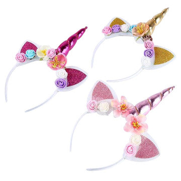 """Magical Unicorn"" Headband"