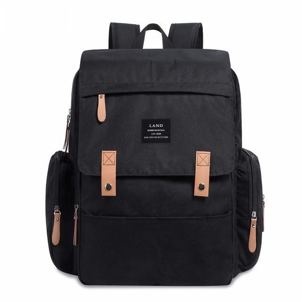 """Urban"" Trendy Land Diaper Backpack"