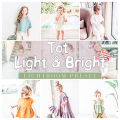 TOT LIGHT AND BRIGHT - 1 PRESET