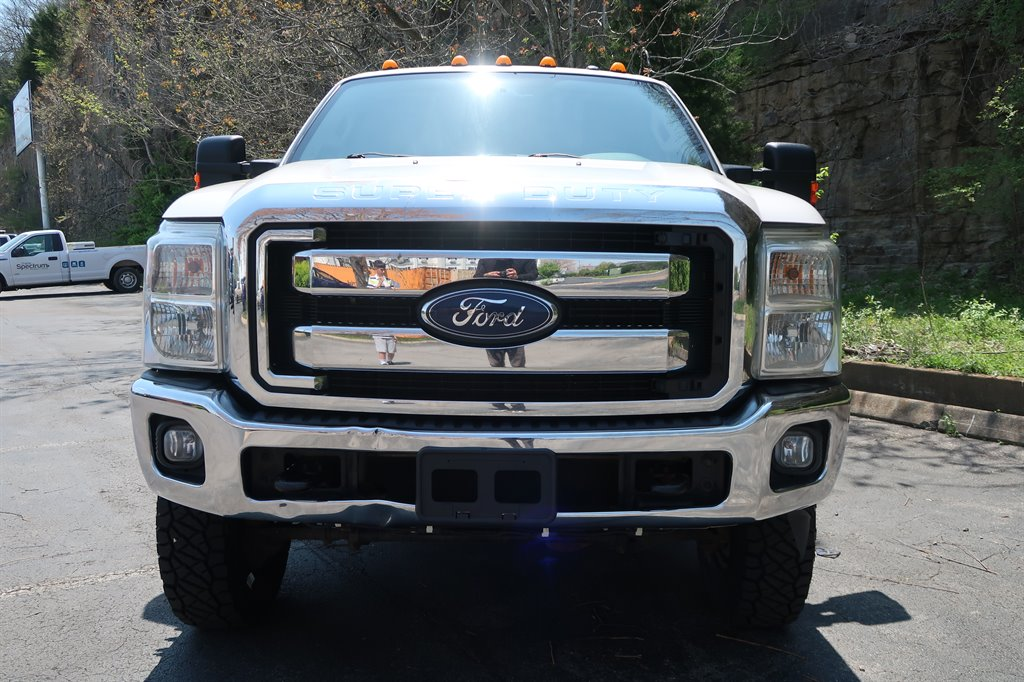 2013 Ford F350sd Lariat