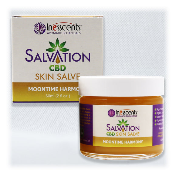 Salvation - Moontime Harmony Skin Salve 2 oz
