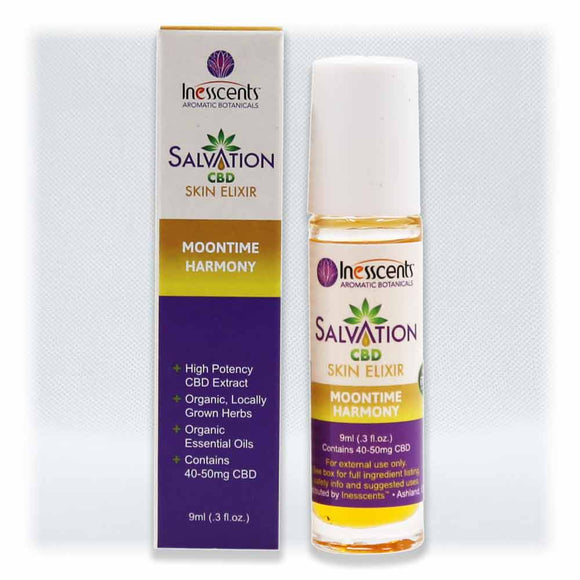Salvation - Moontime Harmony Skin Elixir 9ml Roll-