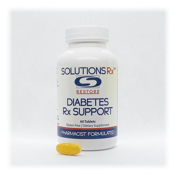 Diabetes Rx Support 60 Tablets