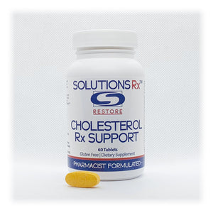 Cholesterol Rx Support 60 Tablets
