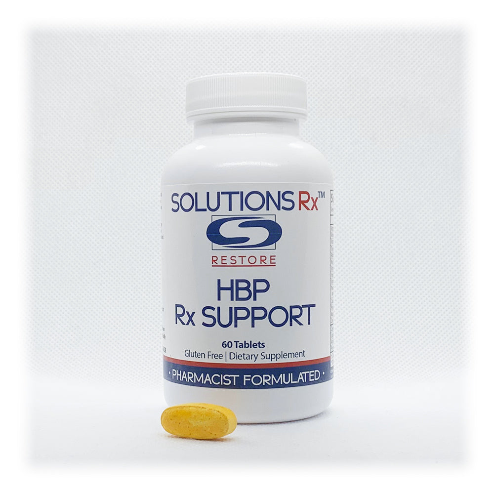 HBP Rx Support 60 Tablets