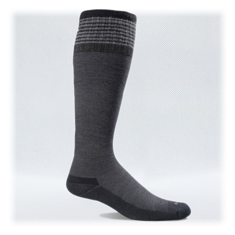 Women's Firm Graduated Compression 20-30mmHg (Style: SW4W Elevation Black )