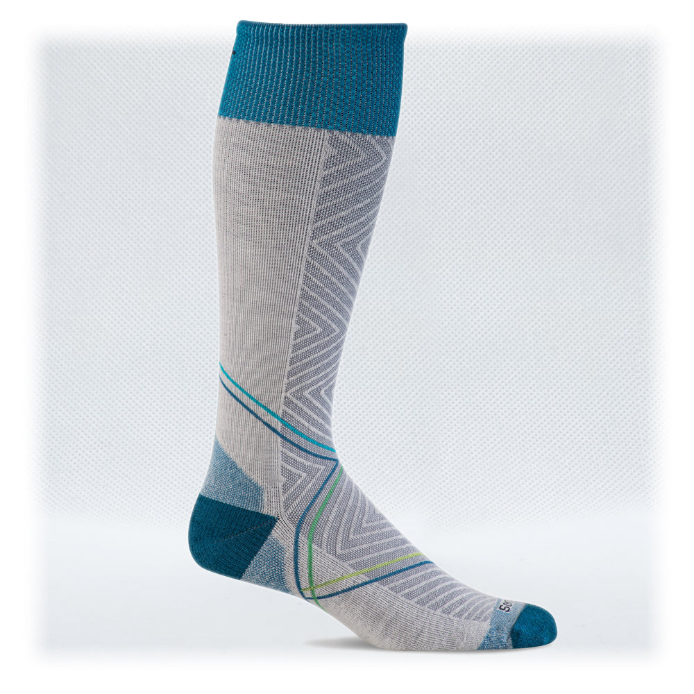 Women's Firm Graduated Compression 20-30mmHg (Style: SW42W Pulse Natural)