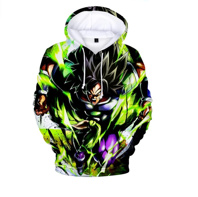 Bluza z kapturem Dragon Ball Z wz.2