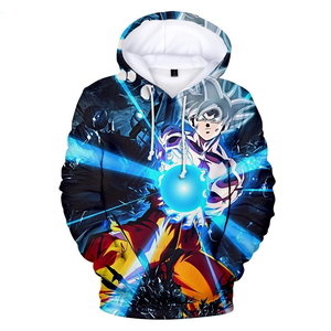 Bluza z kapturem Dragon Ball Z wz.1