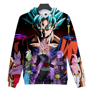 Bluza z kapturem Dragon Ball Z wz.5