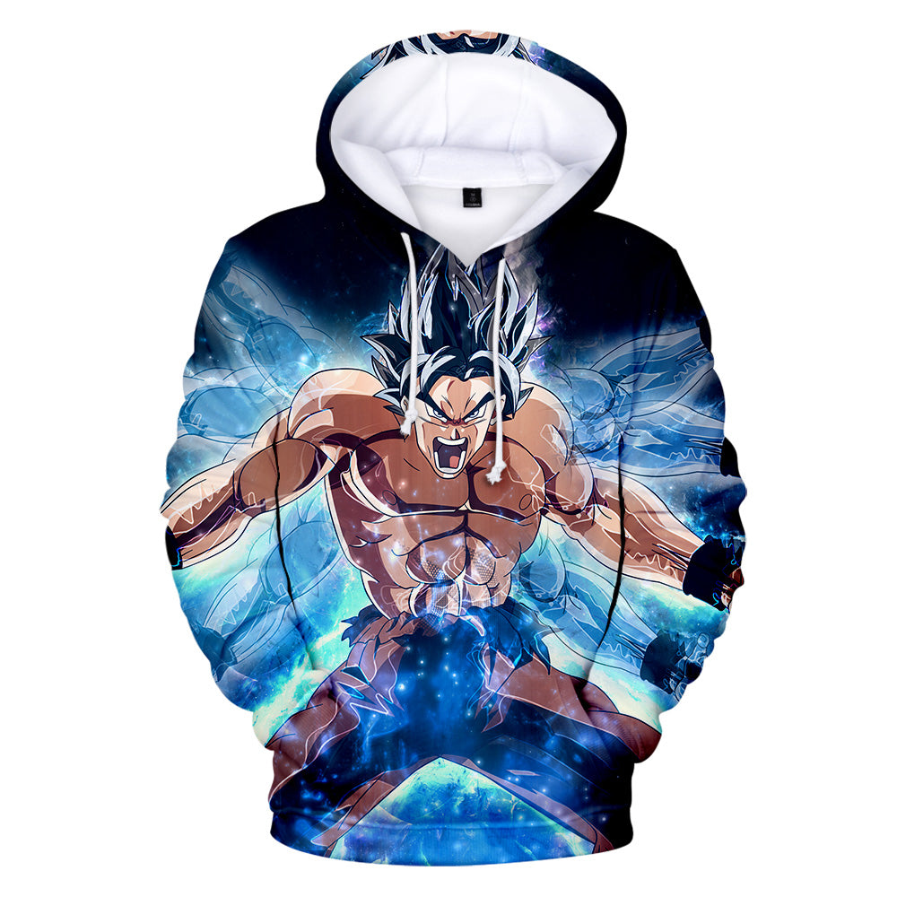 Bluza z kapturem Dragon Ball Z wz.4