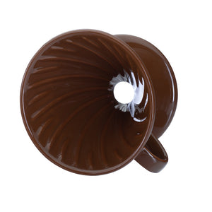 Classic Coffee Dripper - Brown