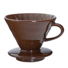 Load image into Gallery viewer, Classic Coffee Dripper - Brown