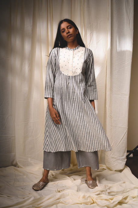 Chloe Stripes Kurta