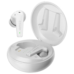 BT918 Active Noise Cancelling Bluetooth Wireless Earbuds Cowinaudio white