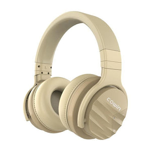 COWIN E7 Max Wireless Bluetooth Headphones Cowinaudio Gold