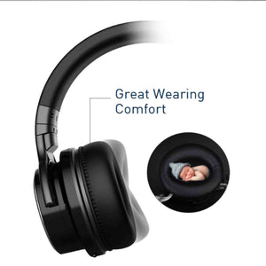 COWIN E7 Pro [2018 Upgraded] | Active Noise Cancelling Wireless Headphones Headphone cowinaudio