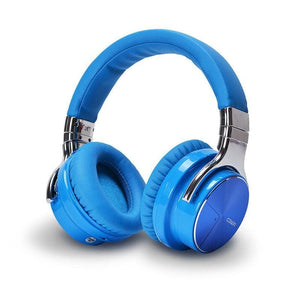 COWIN E7 Pro [2018 Di-upgrade] | Headphone Nirkabel Kebisingan Aktif Membatalkan Headphone cowinaudio DeepSkyBlue