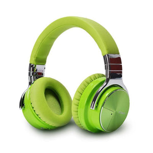 COWIN E7 Pro [2018 Di-upgrade] | Headphone Nirkabel Kebisingan Aktif Membatalkan Headphone cowinaudio LawnGreen