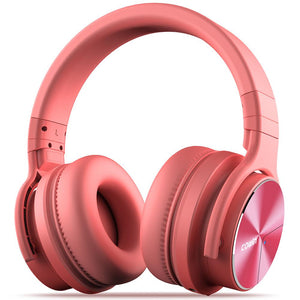 COWIN E7 PRO | [Mise à niveau] Casque Bluetooth à annulation active du bruit Casque cowinaudio LightPink