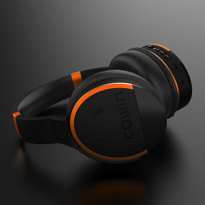 COWIN E8 | Lerata le phethahetseng la Quiet Active Canceling wireless Bluetooth li-headphone