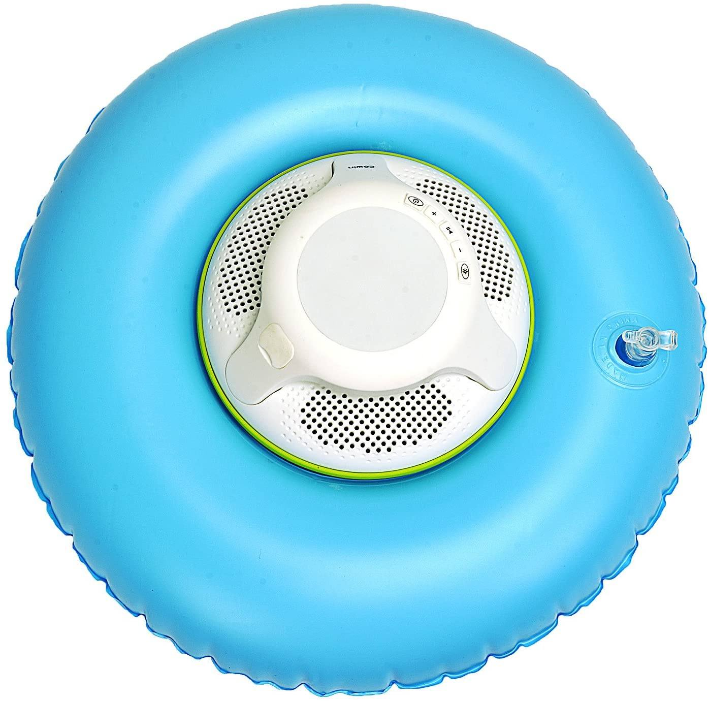 Cowin Float Small Swin Ring for Cowin Swimmer Floating Waterproof IPX7 Bluetooth Speaker Cowinaudio