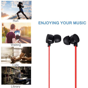 Hoʻonaninani i ka HE2 In-Ear Earbuds Noise e pili ana i Earphones Earphone Cowinaudio