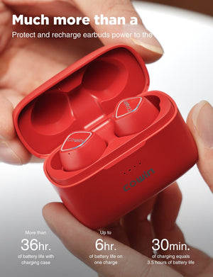 COWIN KY02 | True Wireless Oordopjes Wireless Sport Free Earphones Earphone Cowinaudio