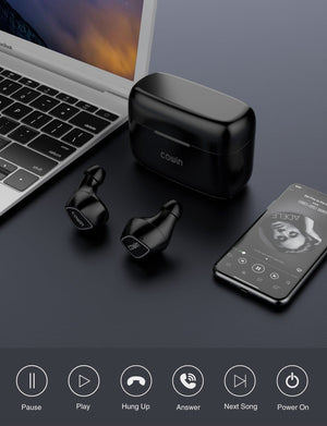 COWIN KY02 | True Wireless Earbuds Draadloos Sport Free Earphone Earphone Cowinaudio