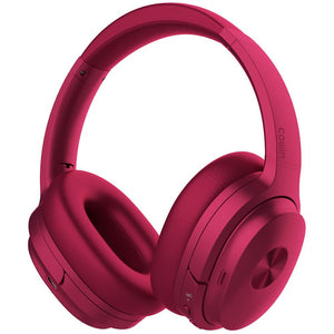 COWIN SE7 | Foldable Active Noise Cancelling Wireless Bluetooth Headphones Cowinaudio Purple