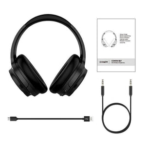 se7 max active noise cancelling wireless bluetooth headphones cowinaudio se7 max active noise cancelling wireless bluetooth headphones