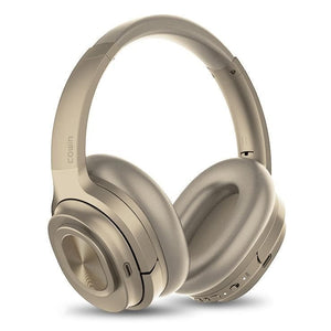 COWIN SE7 MAX | ANC Bluetooth heyrnartól Exclusive fyrir B2B Headphone cowinaudio Golden