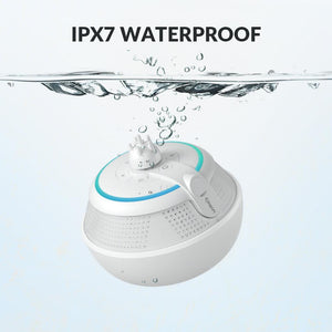 COWIN Whale IPX7 Altavoz con fuente Bluetooth impermeable Cowinaudio