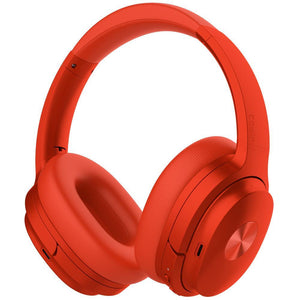 Cowin Wireless Active Noise Cancelling Headphones Cowinaudio SE7 Red