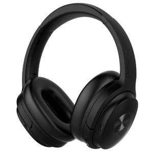 SE7 Foldable Active Noise Cancelling Bluetooth Headphones Cowinaudio Black