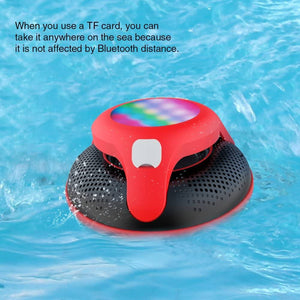 SWIMMER Axaftina nehfê ya bêdawî ya Bluetooth Wireless Shower Axaftvan Cowinaudio