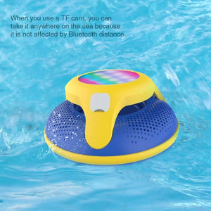 Parrucchieri Bluetooth Wireless Waterproof SWIMMER Parlante Cowinaudio