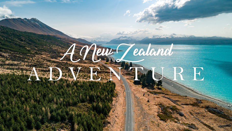 New Zealand's South Island by Drone