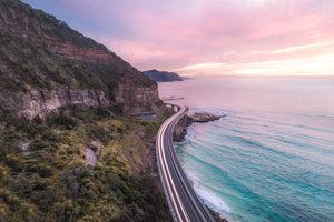 Sea Cliff Bridge Dreams