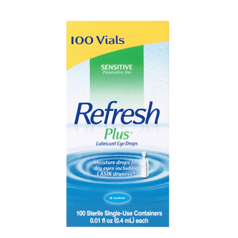 Refresh Plus Eye Drops 100 ct./0.01 fl. oz.
