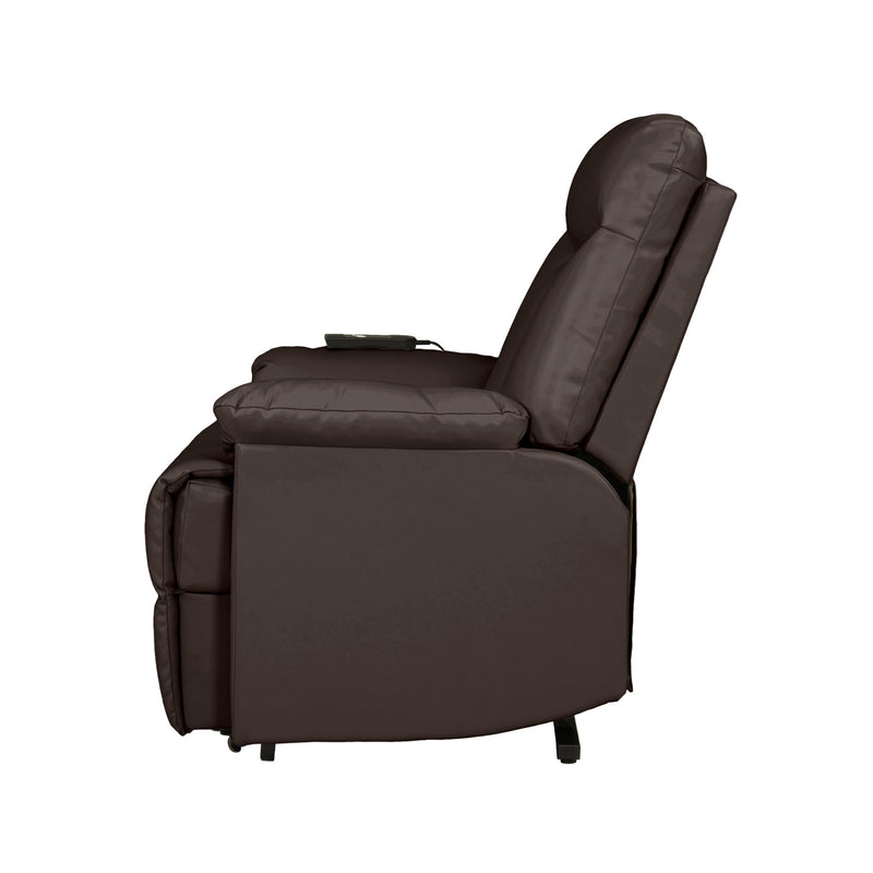 ProLounger Renu Leather Lift Recliner - Brown