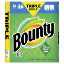 Bounty Select-A-Size Triple Roll Paper Towels 12 pk. - White