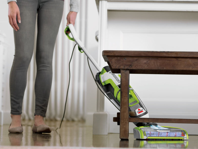 BISSELL Crosswave All-In-One Multi-Surface Cleaner w/ BONUS Brush Rolls and Cleaning Formula Bundle