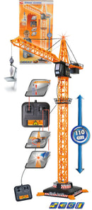 Dickie Toys Construction Crane