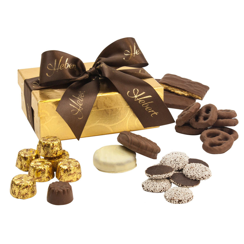 Hebert Candies Good as Gold Gift Box