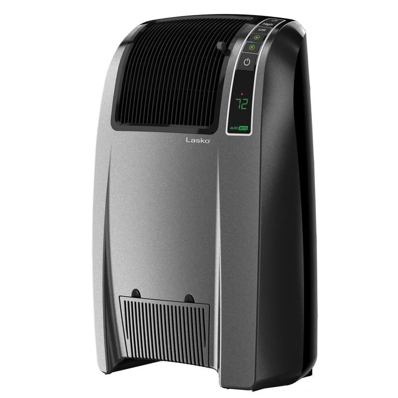 Lasko Cyclonic Digital Ceramic Heater w/ Remote Control