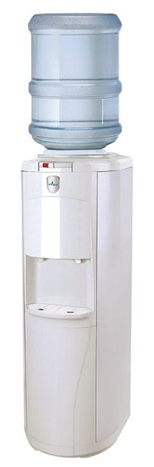 Vitapur Freestanding Top Load Floor Standing Hot & Cold Water Dispenser - White