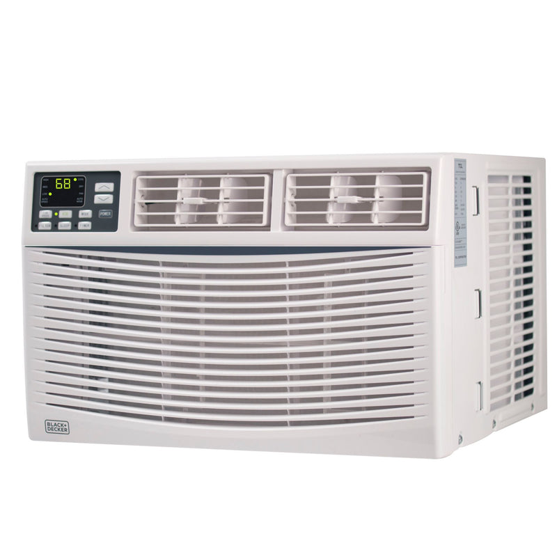 Black & Decker 10000-BTU 2-in-1 Window Air Conditioner w/ Fan Function